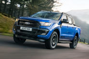Ford Ranger Wildtrak X 2018 first drive review - hero front