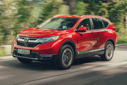 Honda CR-V 2018 review