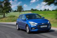 Hyundai i20 2018 review hero front