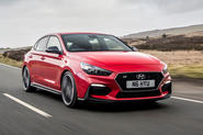 Hyundai i30 Fastback N 2019 UK first drive review - hero front