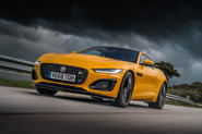 Jaguar F-Type Coupé 2020 first drive review - hero front