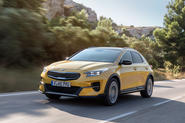 Kia Xceed 2019 first drive review - hero front