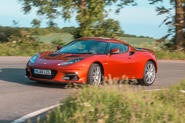Lotus evora GT410 2020 UK first drive review - hero front