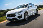 Maserati Levante S GranSport 2018 UK review