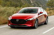 Mazda 3 2.0 Skyactiv-G 2019 first drive review - hero front