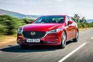 Mazda 6 2018 first drive review hero front