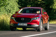 Mazda CX30 2019 first drive review - hero front