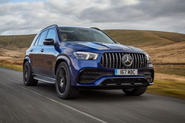 Mercedes-AMG GLE 53 2020 UK first drive review - hero front