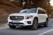 Mercedes-Benz GLB 2019 first drive review - hero front