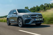 Mercedes-Benz GLB 2020 UK first drive review - hero front