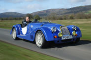 Morgan Plus 8 50th Anniversary Edition 2018 review