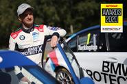 Autocar awards 2020 Motorsport Hero Colin Turkington