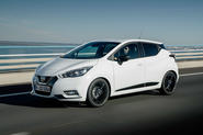 Nissan Micra 2019 first drive review - hero front