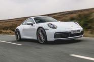 Porsche 911 2019 road test review - hero front