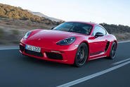 Porsche Cayman T 2019 first drive review - hero front