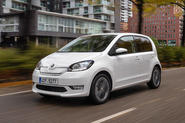 Skoda Citigo-e iV 2020 first drive review - hero front