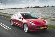 Tesla Model 3 Performance 2019 first drive review - hero front