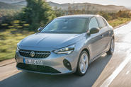 Vauxhall Corsa 2019 first drive review - hero front
