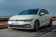 Volkswagen Golf 2020 first drive review - hero front