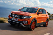 Volkswagen T-Cross 2019 first drive review - hero front