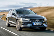 Volvo V60 Cross Country 2019 UK first drive review - hero front