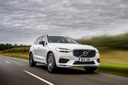 Volvo XC60 B5 2020 UK first drive review - hero front