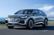 Audi E-tron - static front