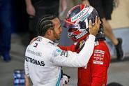 Lewis Hamilton Charles Leclerc