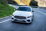 Mercedes-Benz A-Class A180d AMG Line 2018 review