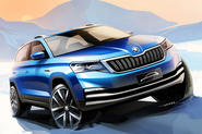 Skoda Kamiq: first pictures of brand's new China-only SUV