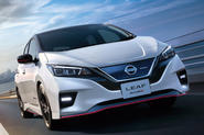 Nissan Leaf Nismo electric hot hatch launched in Japan