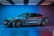 BMW 8 Series Gran Coupe leaks