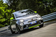 Abarth 595 Pista edition