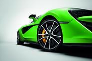 McLaren reveals personalisation parts for Sports Series range