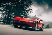 2020 Ferrari Roma review - hero front