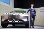 BMW iNext and Harald Krüger
