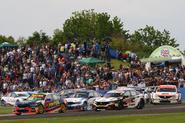 BTCC Thruxton Jordan