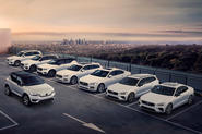 Volvo now offers an electrified version of its entire range