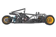 Darkside three-wheeler