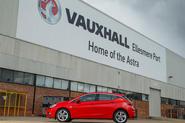 Vauxhall Ellesmere plant
