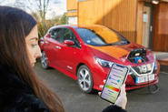 Vehicle-to-grid charging