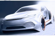 2020 FCA Airflow Vision concept