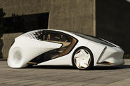 Toyota Concept-i artificial intelligence tech due on roads from 2020