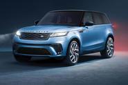 New Range Rover Sport render