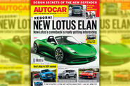 Autocar magazine 23rd October 2019 - on sale now