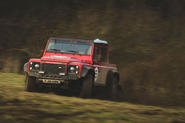 Bowler Bulldog V8 SC 2019 first drive review - mudslide