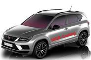 Cupra Ateca: 300bhp SUV leaks onto internet