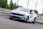 Lynk&Co 03: first official pictures of all-new saloon