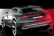 2018 Audi Q8 reveal campaign begins