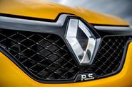 Renault Megane RS 300 Trophy badge